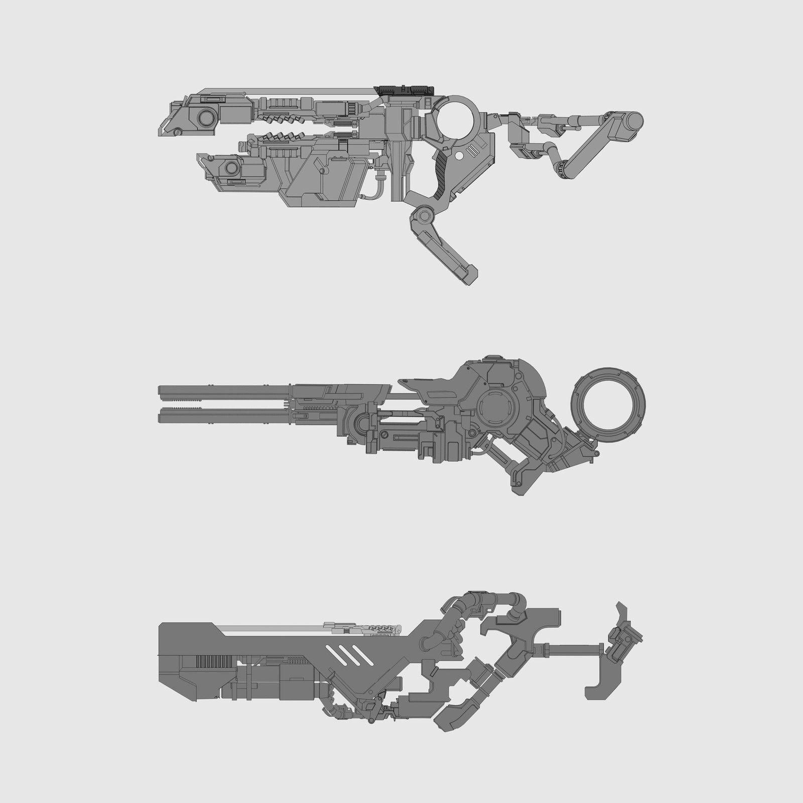 Heavy Weapon Sketch