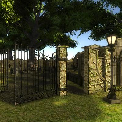 Marius popa cemetery screenshots 01