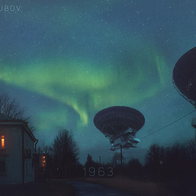 Dmitry bogoljubov telescopes