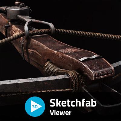 Julien hemmerle artstation sketchfab template