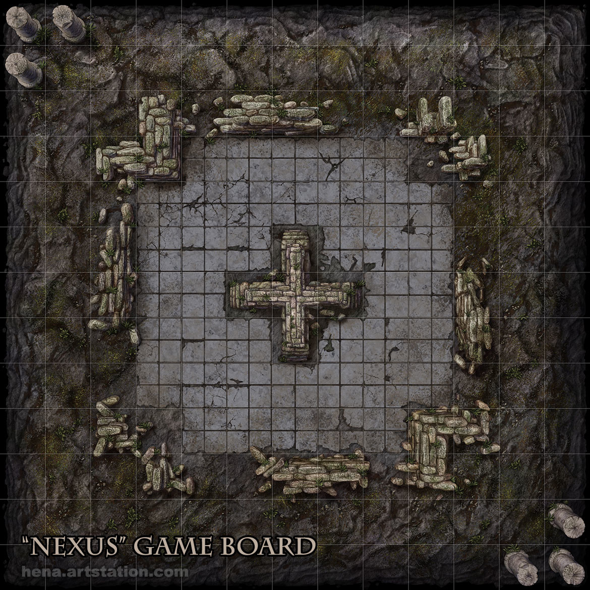 Nexus Game Board