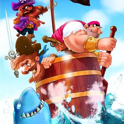 Aleksander jasinski pirates