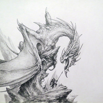 Burburan studio dragon concept burburanstudio