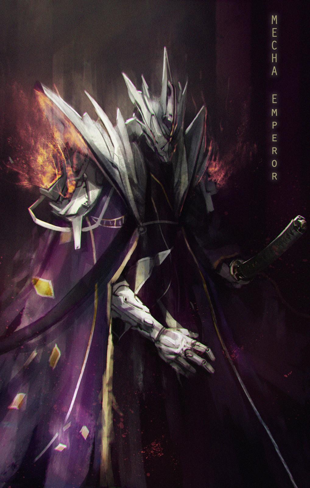 Mecha Emperor