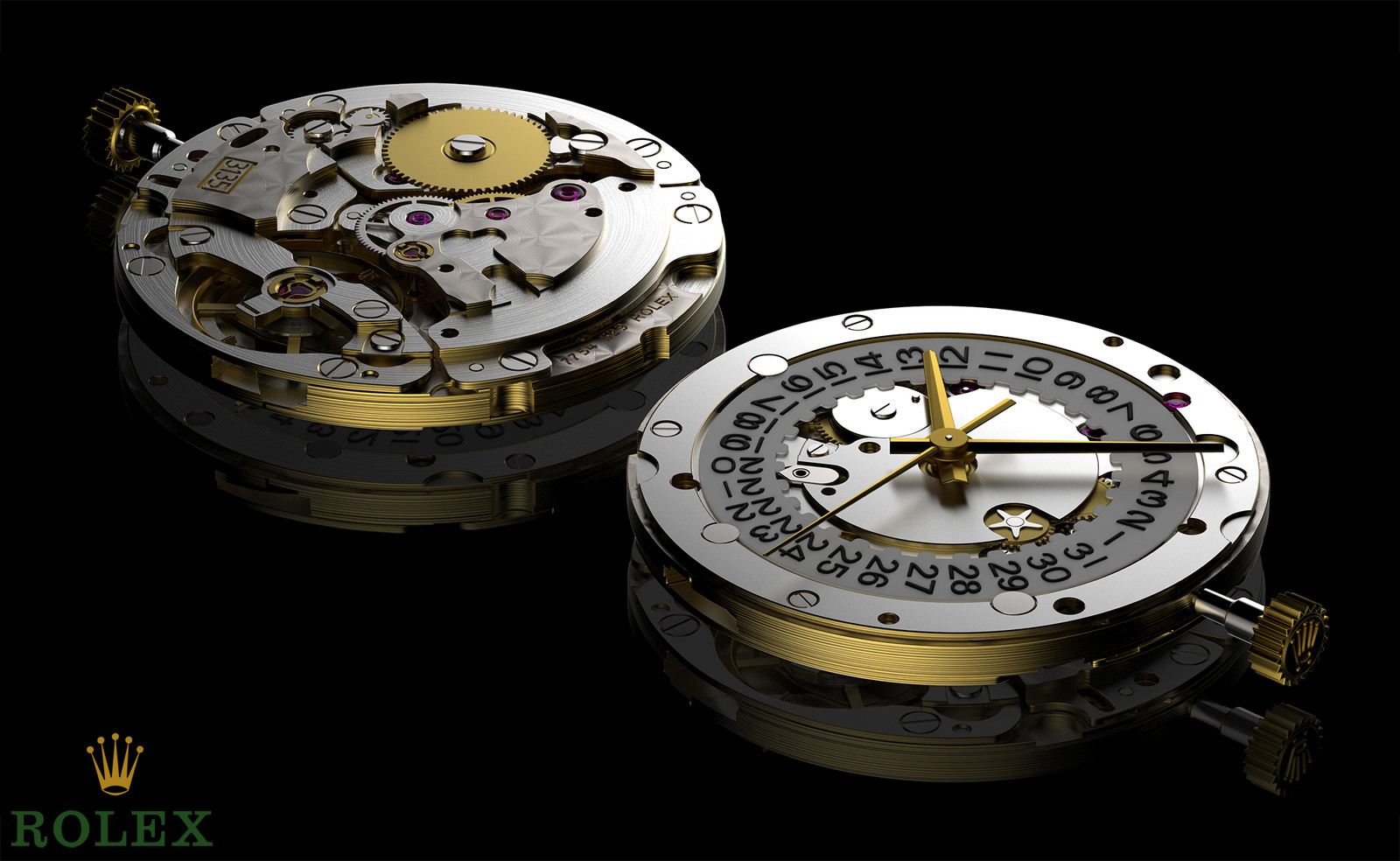 Rolex Movement 3135