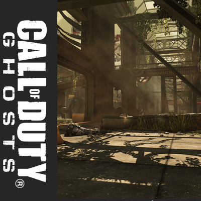 Call of Duty: Ghosts - Environments