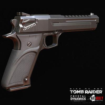 Shashank sharma heavy pistol