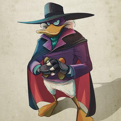 Vicente valentine darkwing duck 05