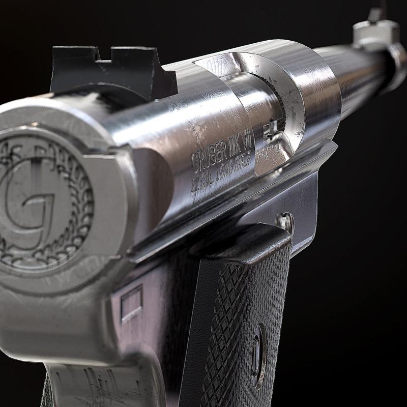 Ruger MK3