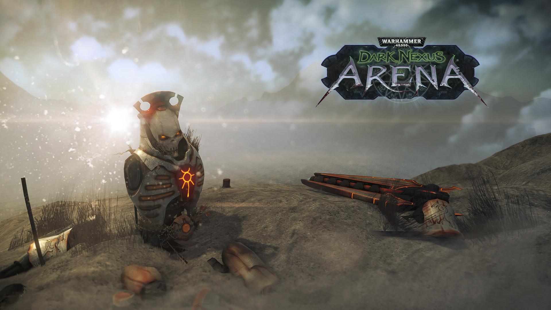 Artstation Warhammer 40000 Dark Nexus Arena Jessica G