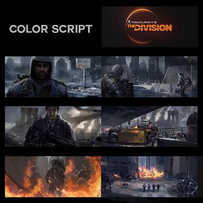 Efflam mercier color script efflam copy