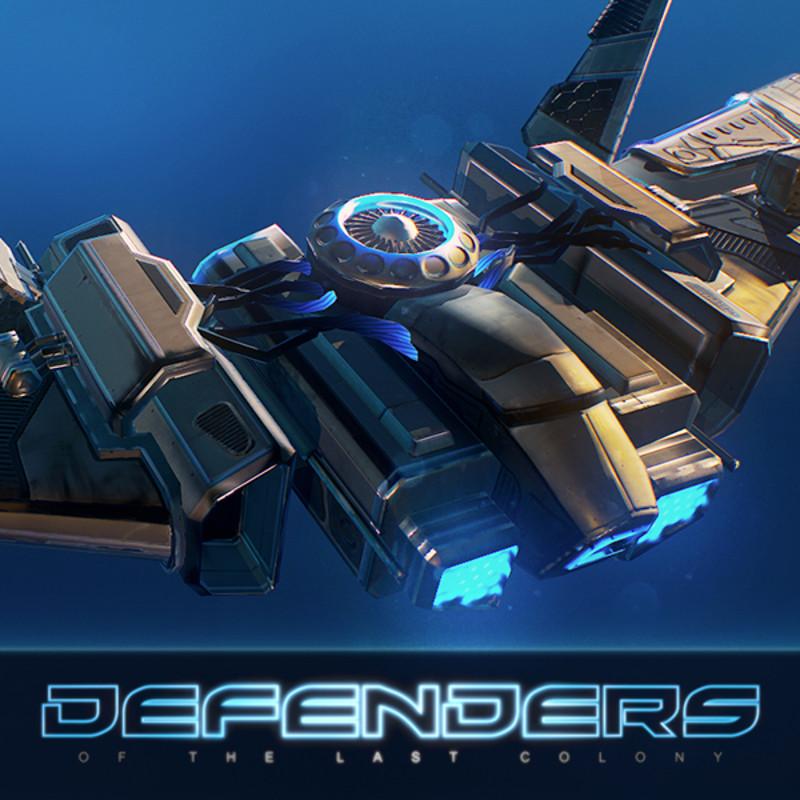 DEFENDERS - Fighter