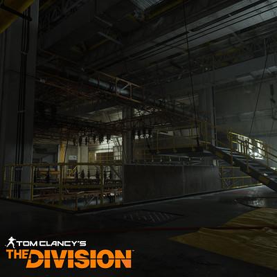 Tom Clancy's The Division: Subway Morgue