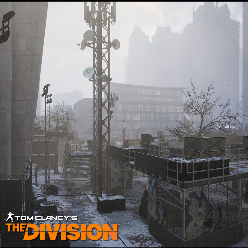 Tom Clancy's The Division: General Assembly Panoramas