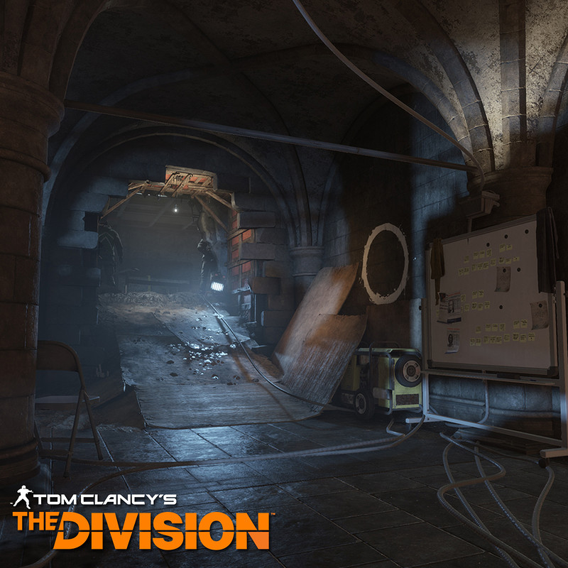 Tom Clancy's The Division: Crypt Safehouse