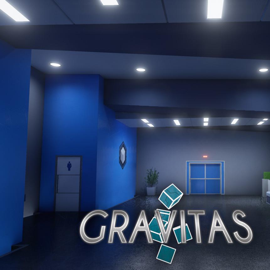 """Gravitas"" environment art"