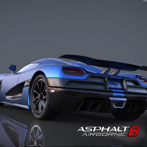 ASPHALT 8 AIRBORNE: CARS