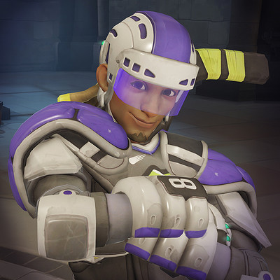 Lúcio hockey - OVERWATCH