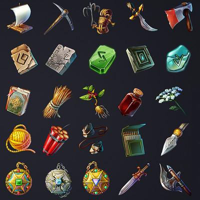 Retrostyle games gabe runefall icons thumb