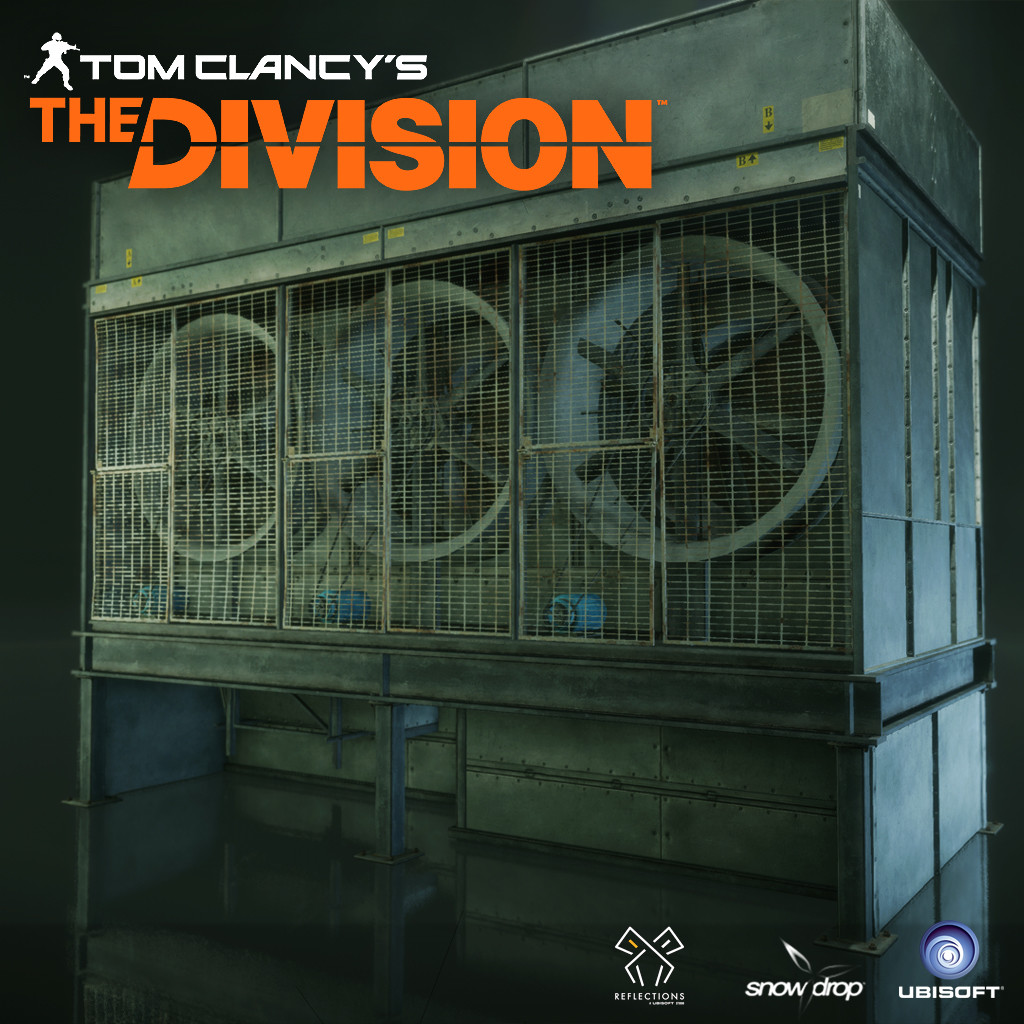 Tom Clancy's The Division - Props