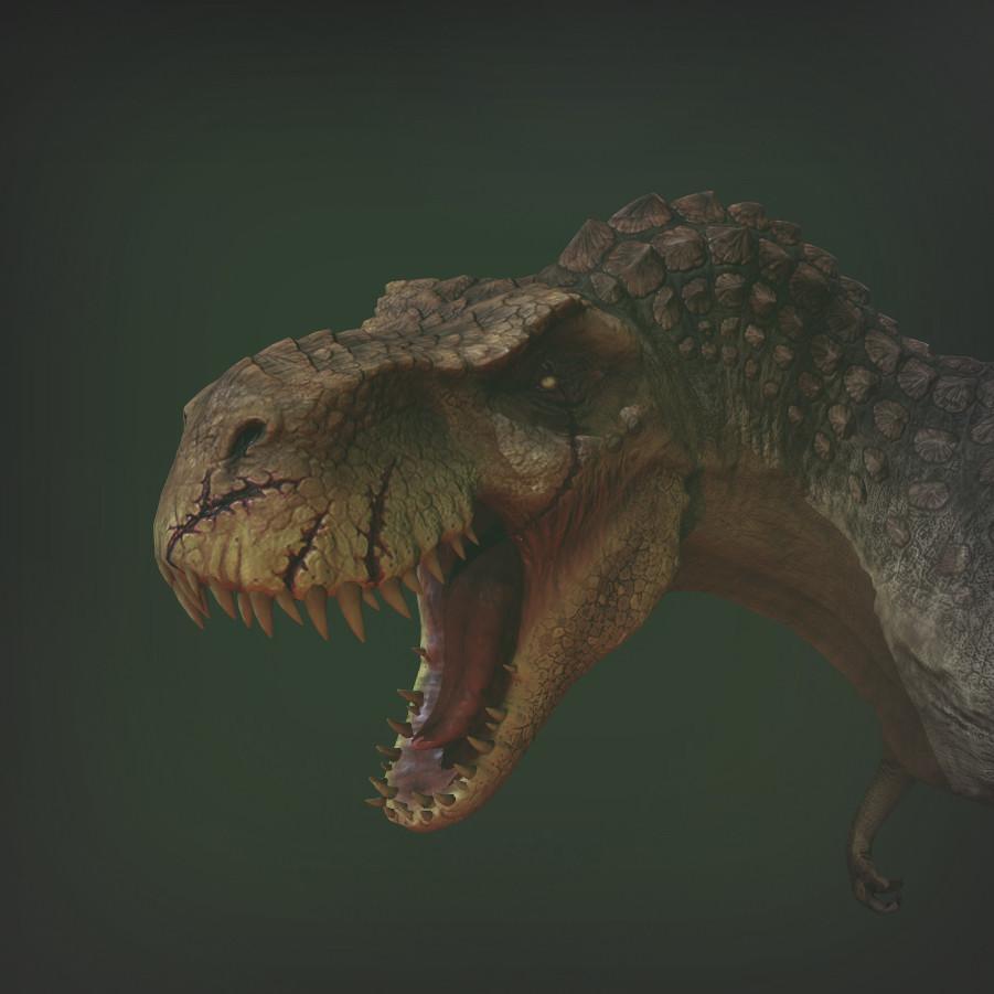 the Jurassic hunt