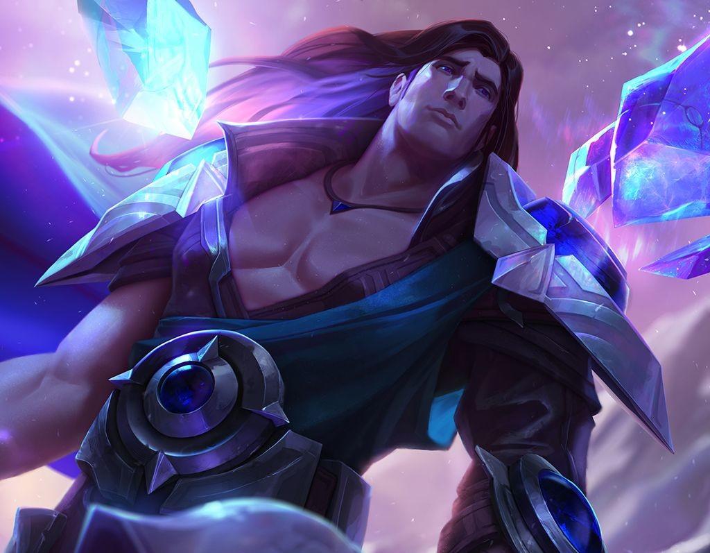 Taric, the Shield of Valoran