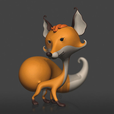 Andrey kamenov foxy 05