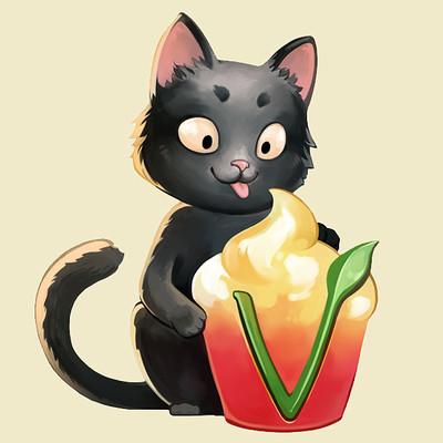 Trudy wenzel veganenaschkatze final kleinartstation