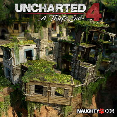 Uncharted 4 - Colony Stacks