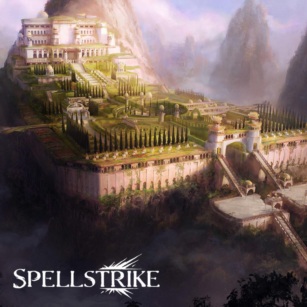 Spellstrike - Uldeen's Remake