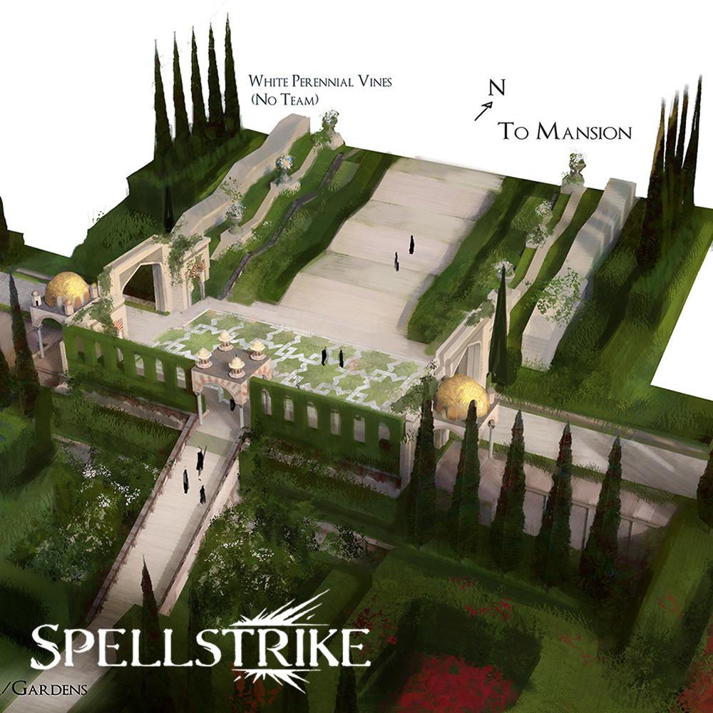 Spellstrike - Uldeen's Remake - Concept Sheets