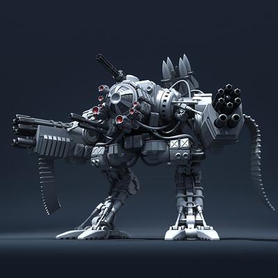 Vladimir voronov ss robot preview01