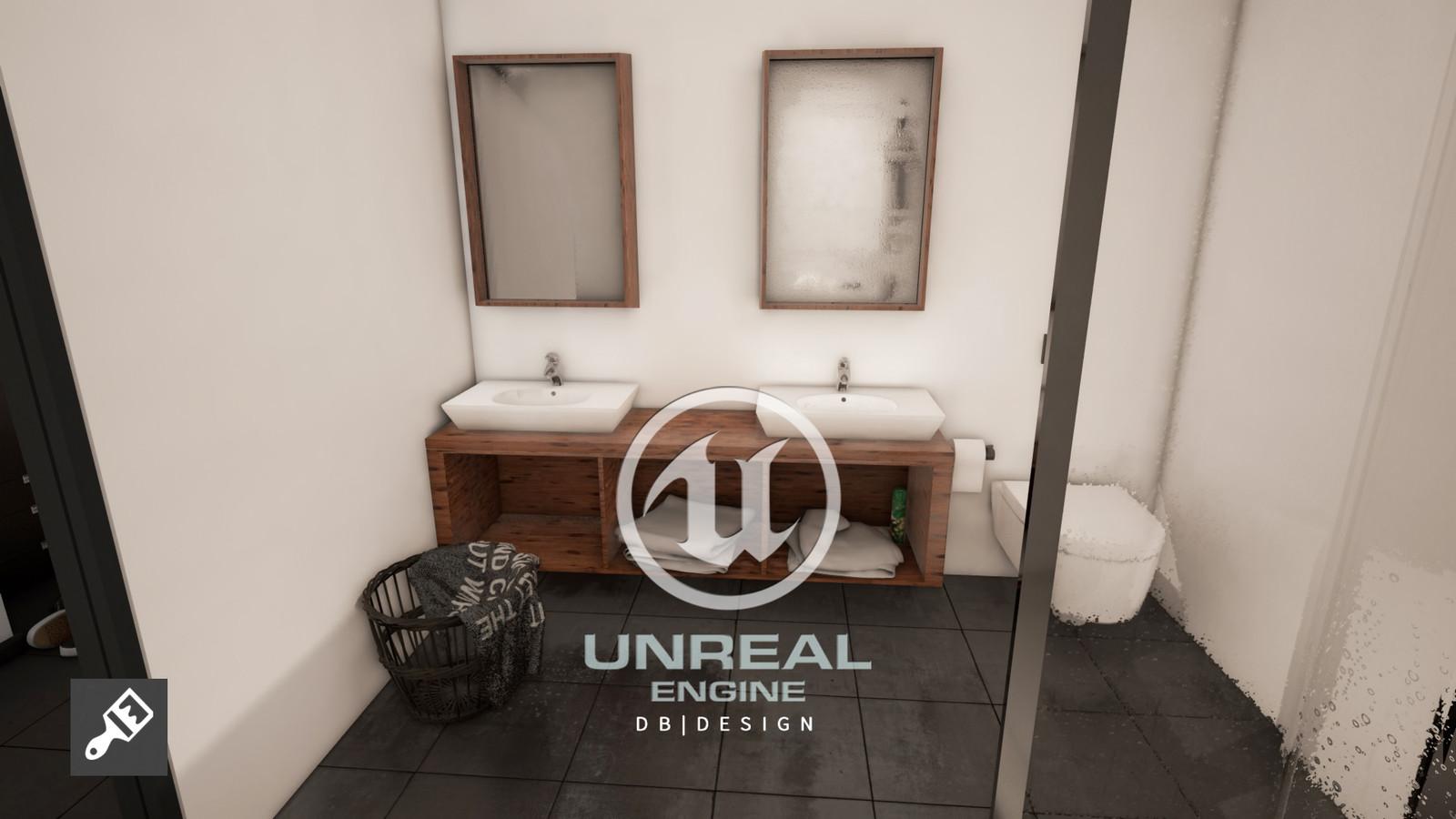Unreal Engine 4 - Archviz Small Studio