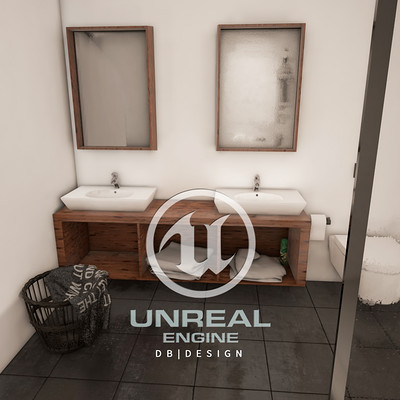 Unreal Engine 4 - Archviz Small Studio