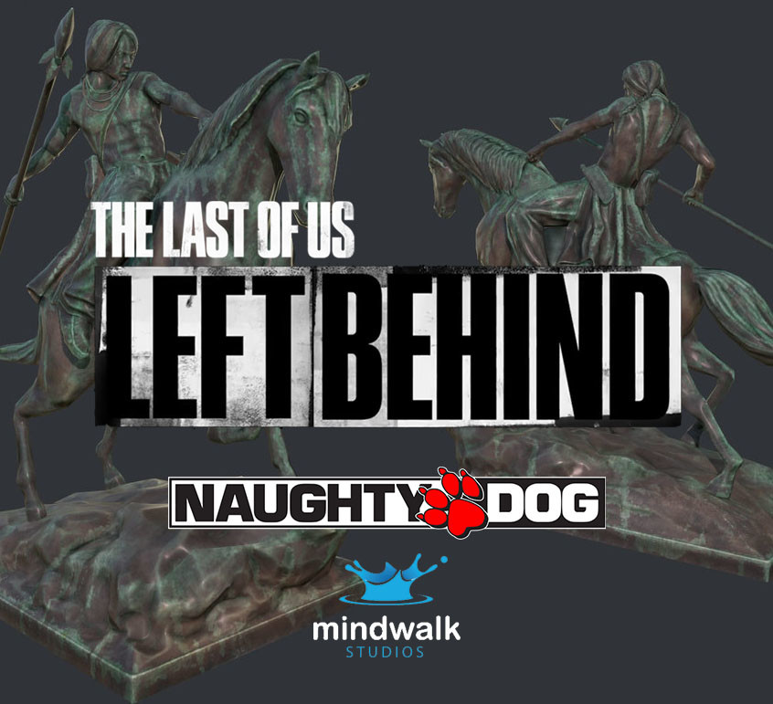 The Last of Us: Left Behind || Assorted Character Props