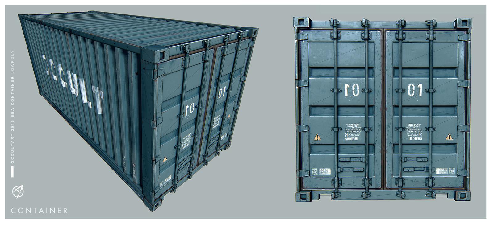 Sea Container 2010