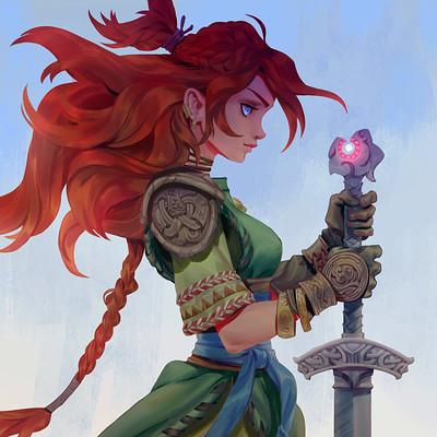Anna nikonova aka newmilky sword