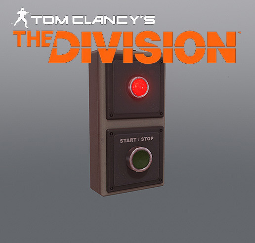 The Division - Prop Work
