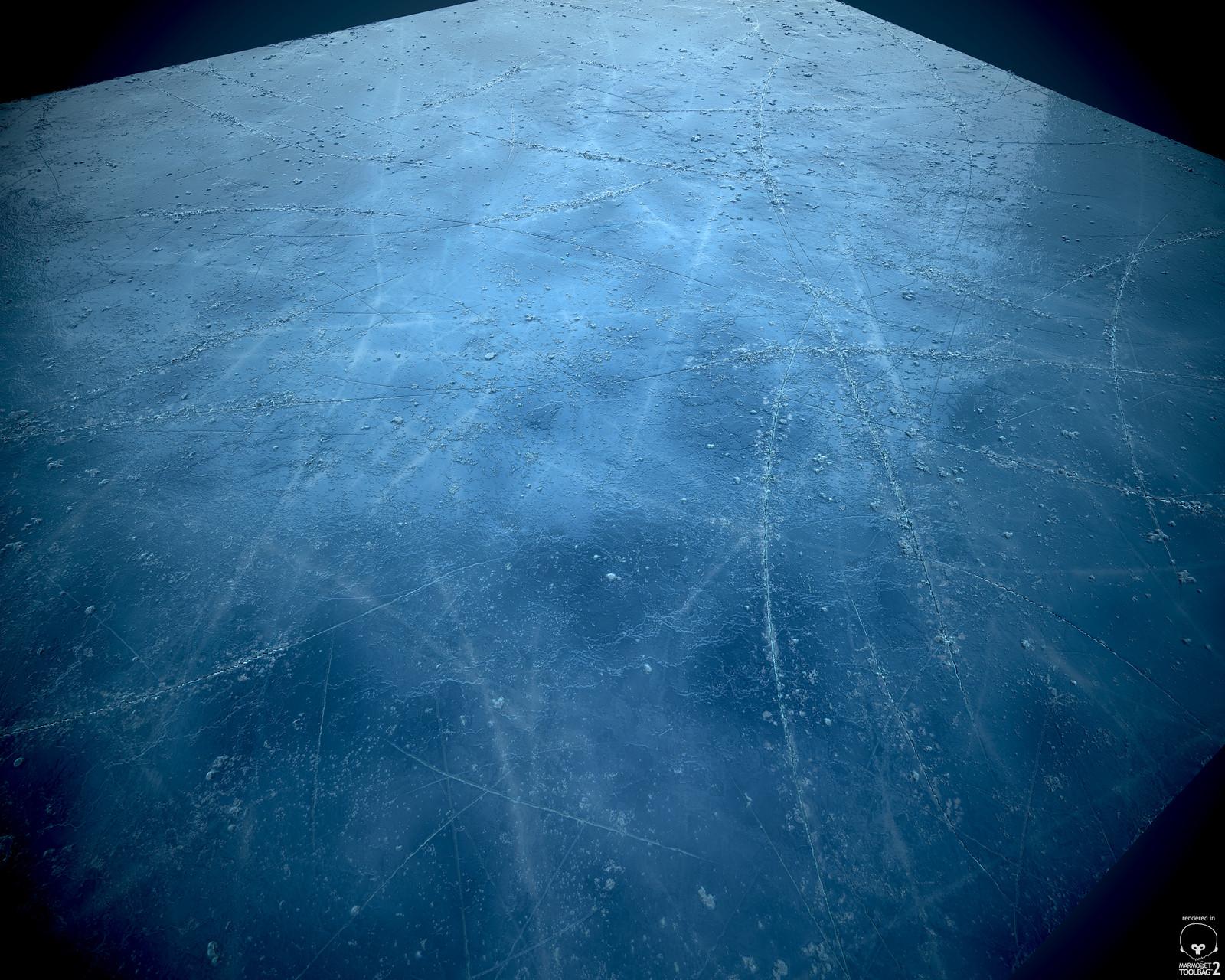 Icy - 100% Substance Designer