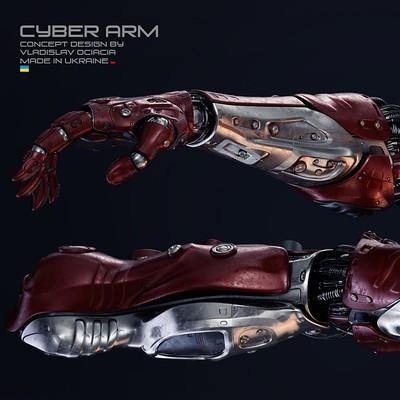 Vladislav ociacia cyber arm 8