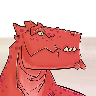 Leon bolwerk moongirl devildinosaur