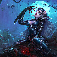 Dota 2 Vengeful Spirit Wallpaper Hd
