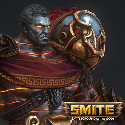 SMITE: Hercules - Legion