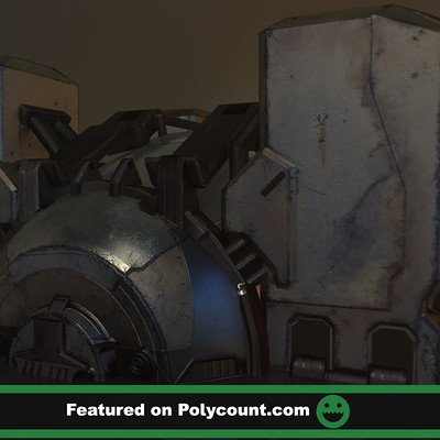 Tyler lewis polycount