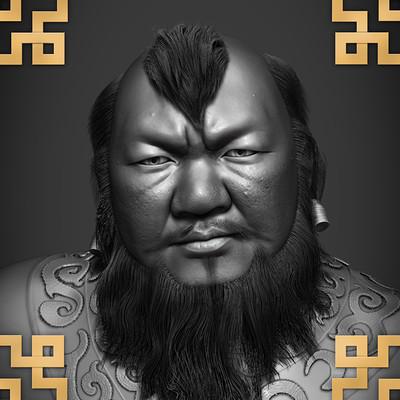 Kublai Khan, Personal WIP