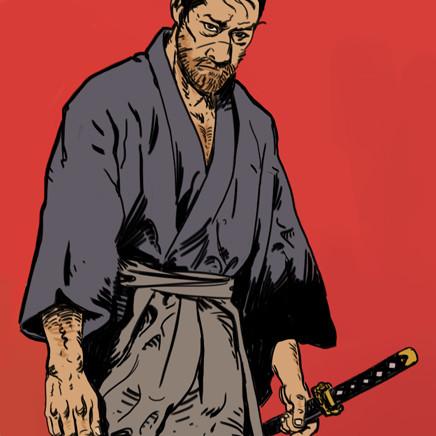 Nanashi no Samurai