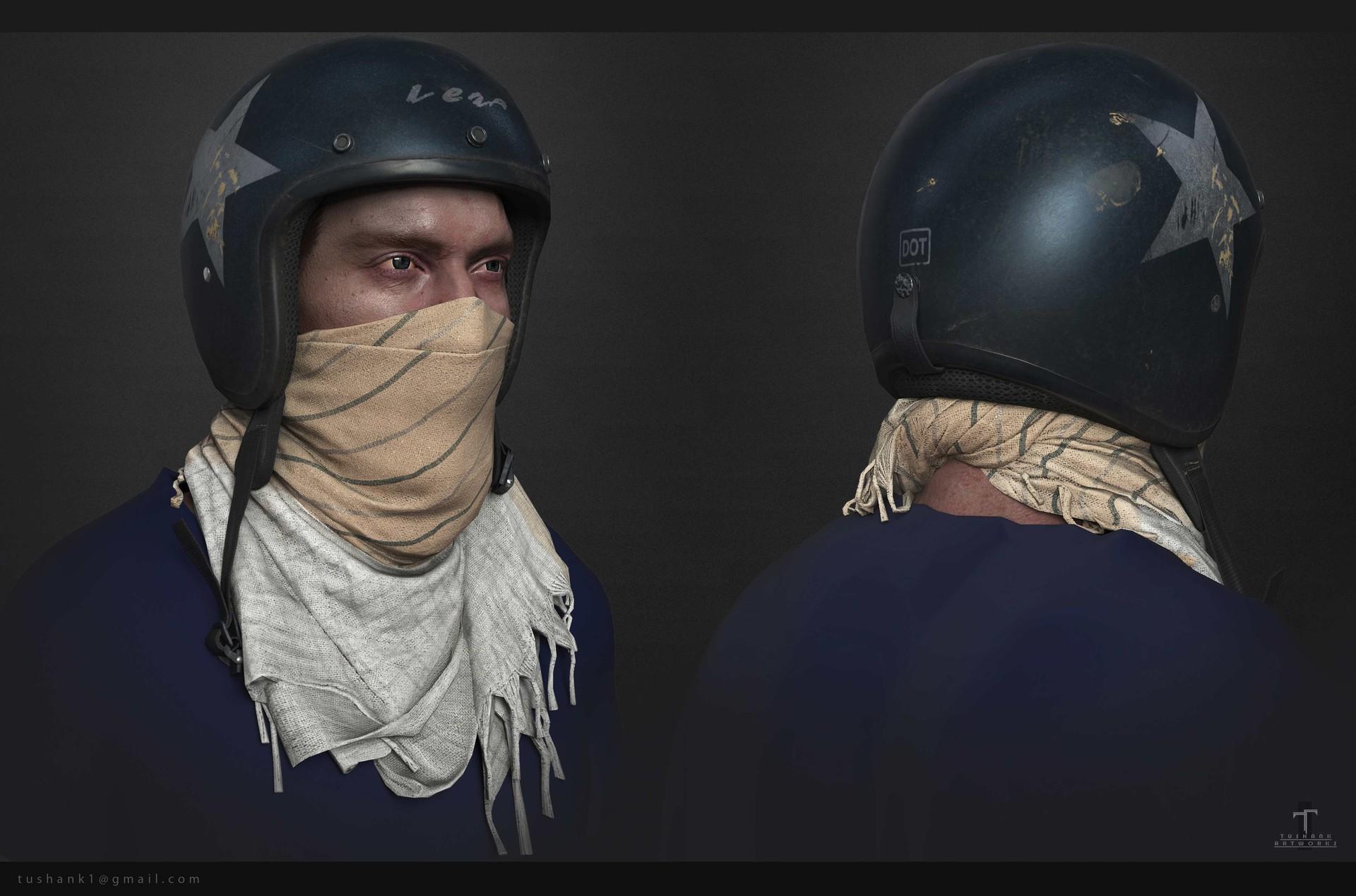 Rider (Textured)