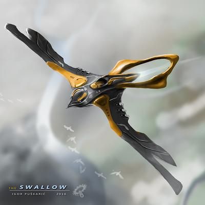 Igor puskaric swallow squared