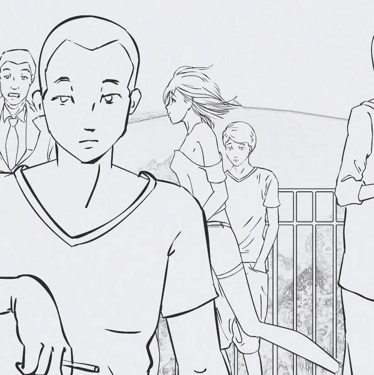 Animated Teaser 06: Run run
