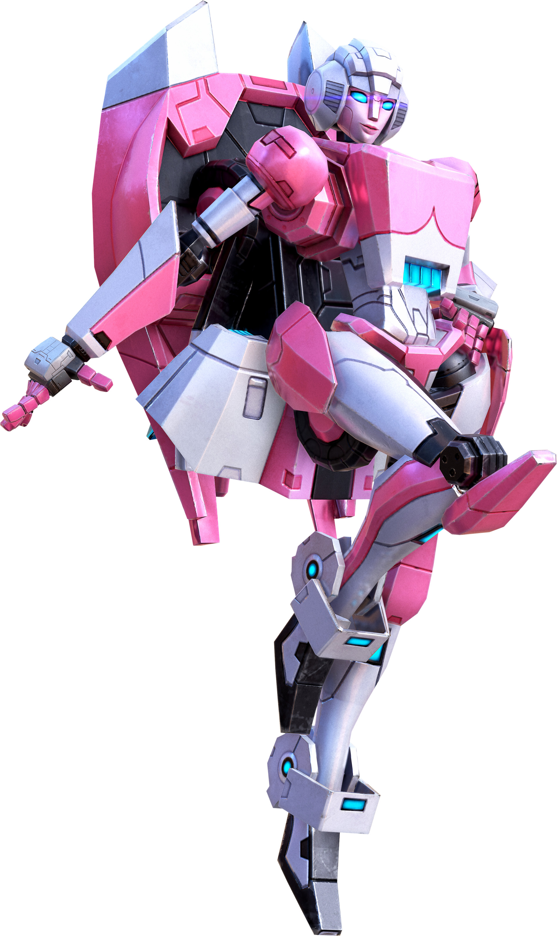 ArtStation - Transformers Earth Wars, Arcee, Andrew Johnston